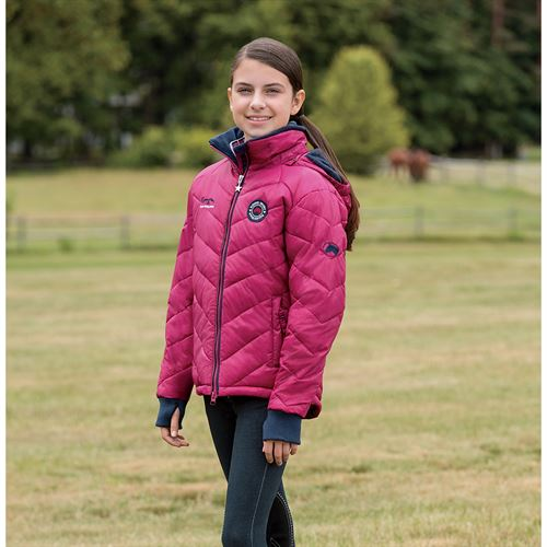 R.S. KIDS STAR RIDER JACKET