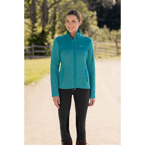 RIDING SPORT STARBURST FLEECE