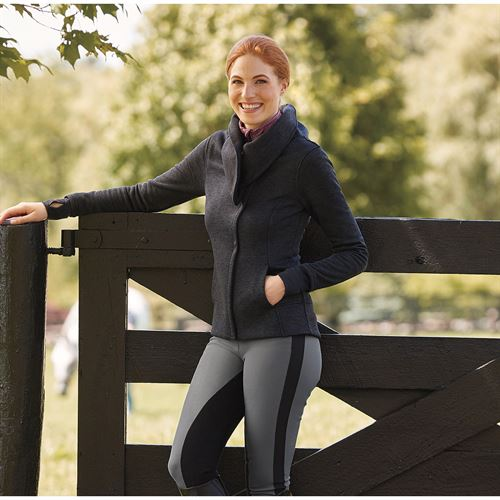RIDING SPORT HIGH NECK JACKET