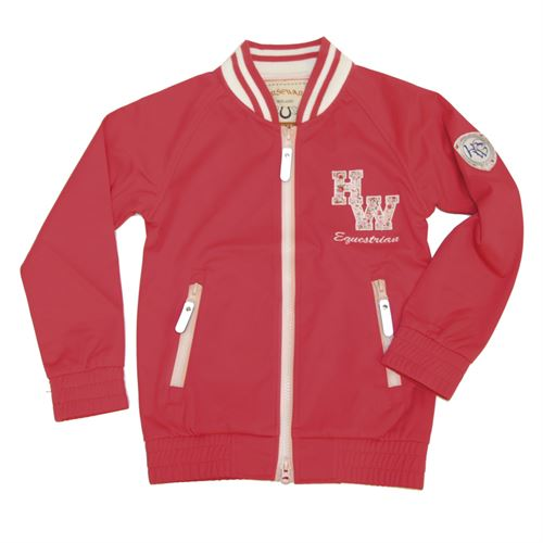HORSEWARE KIDS SOFTSHL JACKET