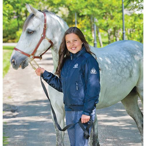 MTN HORSE CREW II JR JACKET