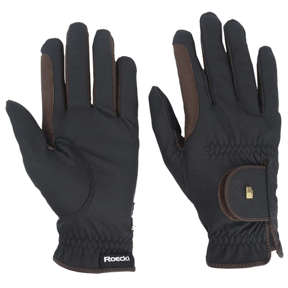 Ladies leather horse riding gloves - Roeckl Chester Riding Gloves